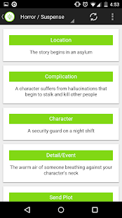 Story Plot Generator- screenshot thumbnail