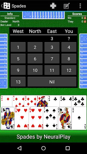 Spades by NeuralPlay