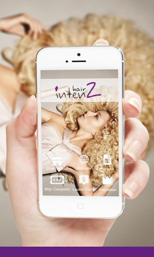 IntenZ Hair App