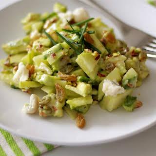 Shades of Green Chopped Salad.