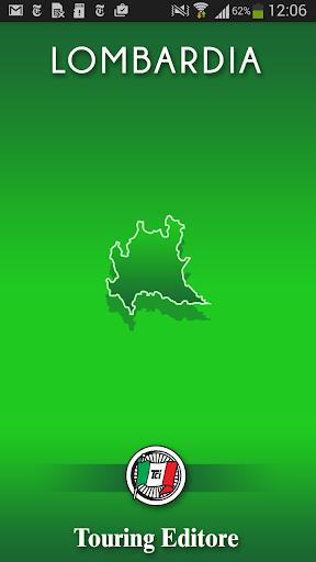 Lombardia Guida Verde Touring