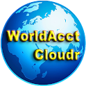 WorldAcct Cloudr icon