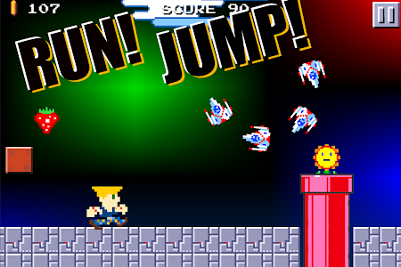 SUPER MEGA RUNNERS 8-Bit Mario 7.1 screenshot 215705