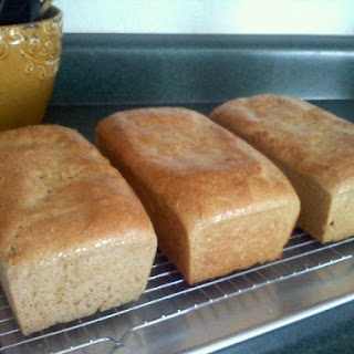 Honey Whole Wheat Bread.