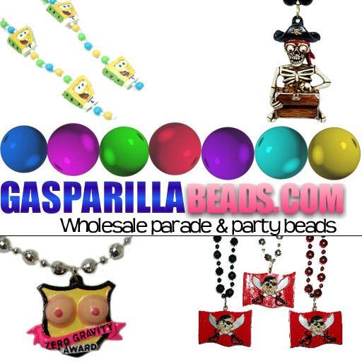 gasparilla beads