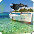 Boat and the sea for Lollipop - Android 5.0