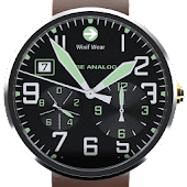 Pure Analog - Wear Watch Face