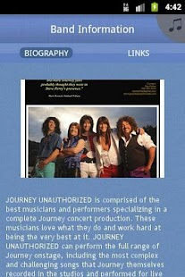 Journey Unauthorized - screenshot thumbnail