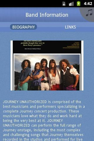 Journey Unauthorized - screenshot