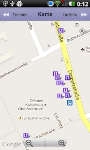 Linz Info - Hotspots, Events..- screenshot thumbnail
