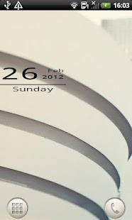 Mono Date Widget Lite - screenshot thumbnail