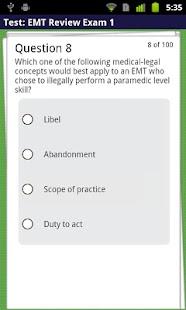 EMT Review Plus- screenshot thumbnail