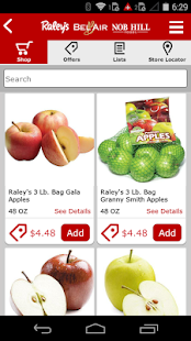 Raley's- screenshot thumbnail