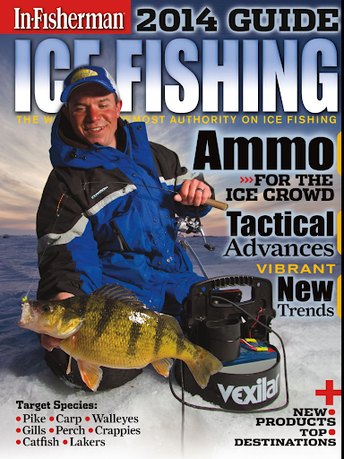 In-Fisherman Ice Fishing Guide