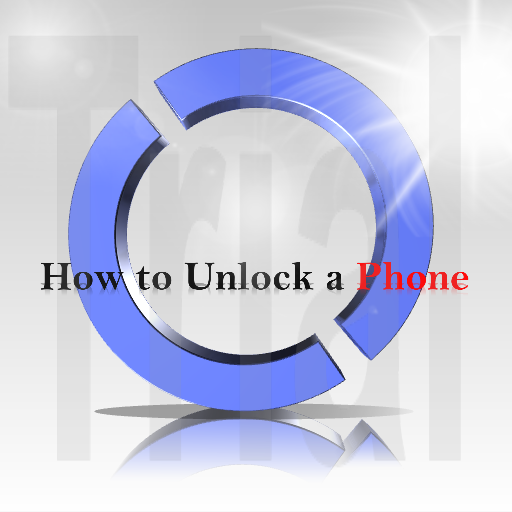 How to Unlock a Phone - screenshot