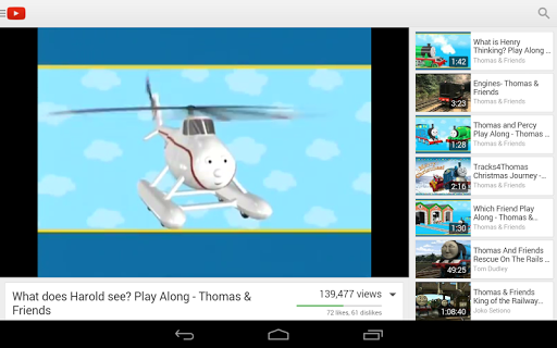 Thomas Train Friends Videos