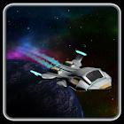 Carrera Espacial 3D Space Race icon