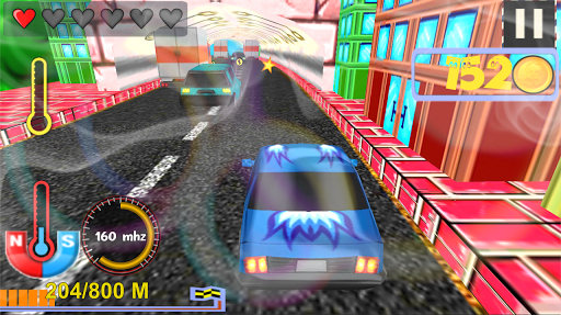 Car Run City 3D