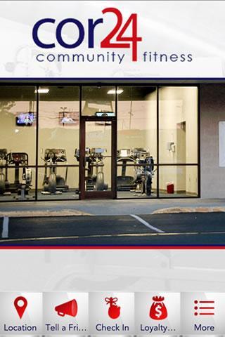 Cor24 Community Fitness