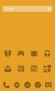 1-BIT BLACK Icon Theme v2.50