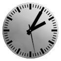 Talking Clock Widgets logo