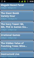 Screenshot of PAX 2011 Unofficial Guide