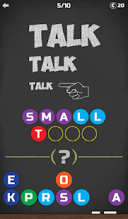 Party Game: What's the word?- screenshot thumbnail