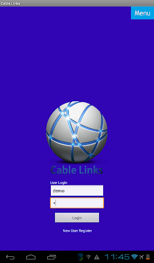 CableTV billing application