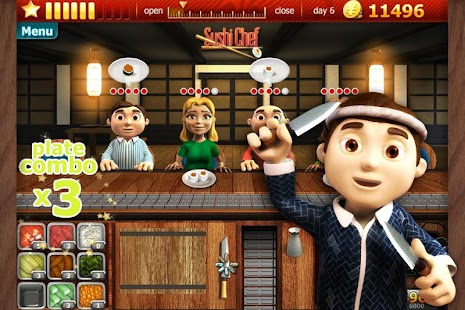 Youda Sushi Chef Premium - screenshot thumbnail