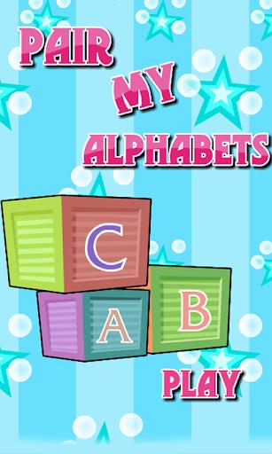 Matching My Alphabets