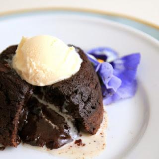 Chocolate Molten Cakes.