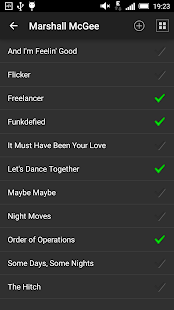 Playlist Manager- screenshot thumbnail