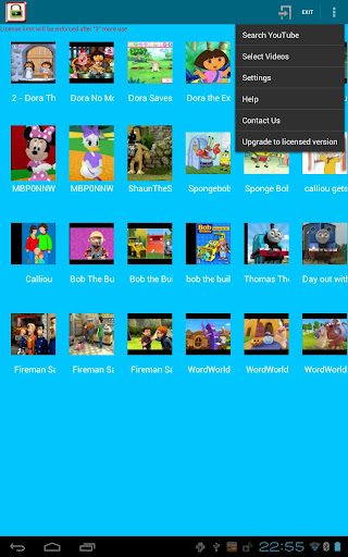 【免費媒體與影片App】Kids Video Player For YouTube-APP點子