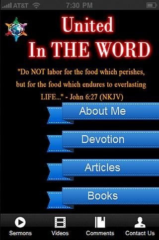 United in THE WORD