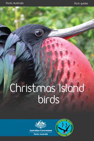 Christmas Island Birds