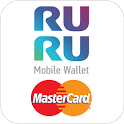 RURU Wallet with MasterCard icon
