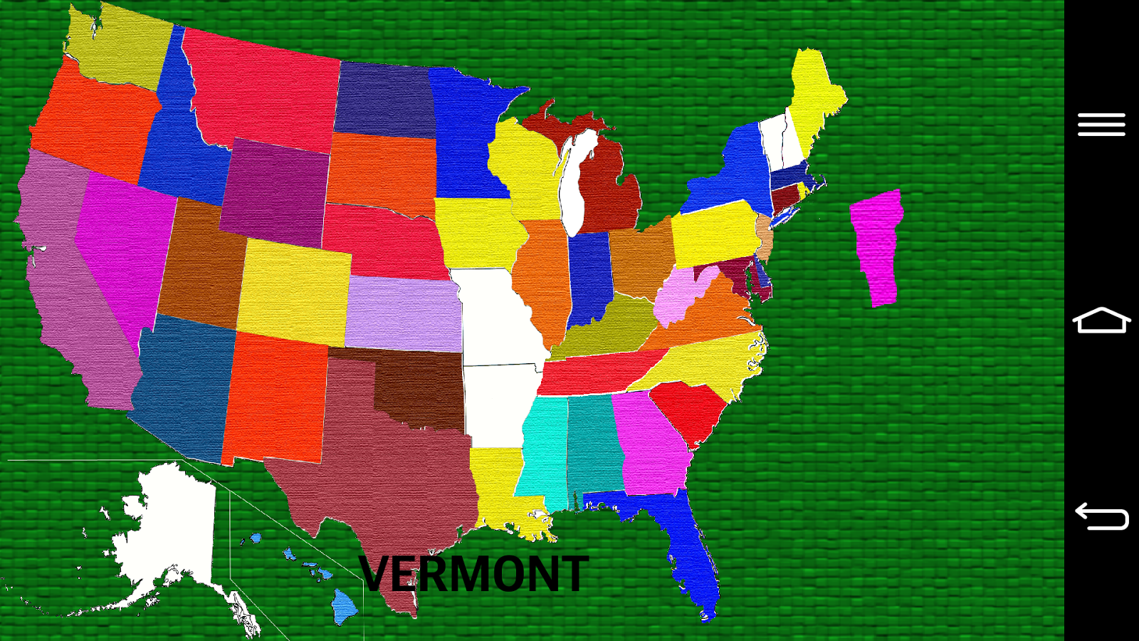 USA Map Puzzleusa Puzzle Android Apps On Google Play - Us states map puzzle game