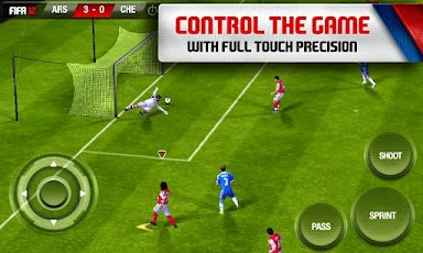 FIFA 12 by EA SPORTS 1.3.98 apk +data