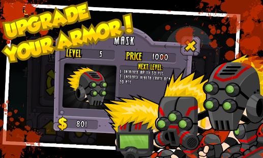 Shotgun vs Zombies- screenshot thumbnail