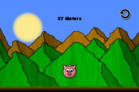 Flick It - Pig Edition