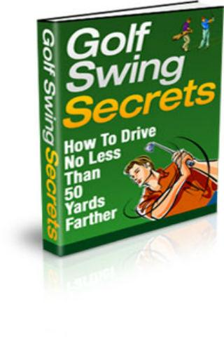 Fix Golf Swing Drive Further