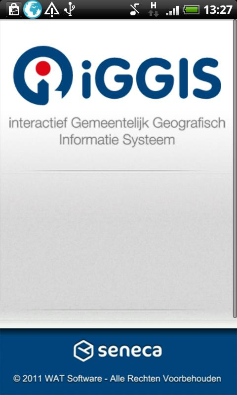 iGGIS - screenshot