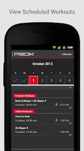 P90X- screenshot thumbnail