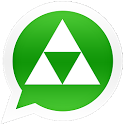 WhatsApp Tri-Crypt icon