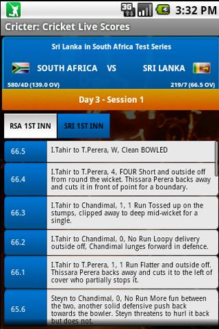 Cricter: ICC Cricket World Cup - screenshot