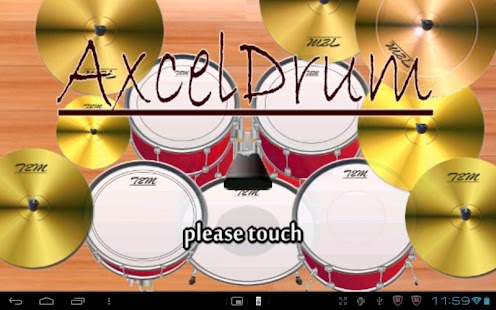 AxcelDrum- screenshot thumbnail