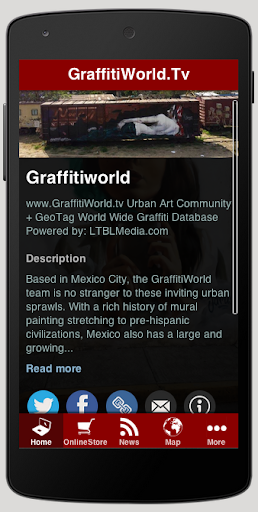 GraffitiWorld
