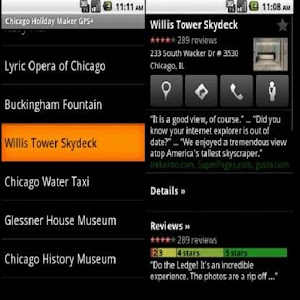 Chicago Travel Guide GPS+