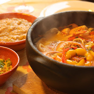 Moqueca Baiana – A seafood stew
