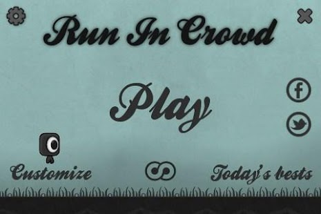 Run In Crowd- screenshot thumbnail